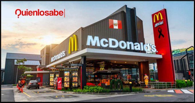 McDonald'senPerú