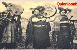 indios mapuches