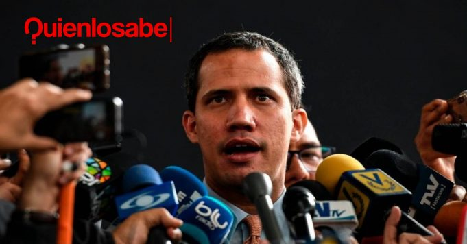 Juan Guaidó Mike Pompeo