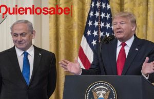 Estado palestino Donald Trump