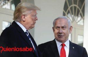 Donald Trump Plan de Paz
