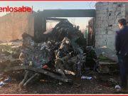 desastre aereo ucraino