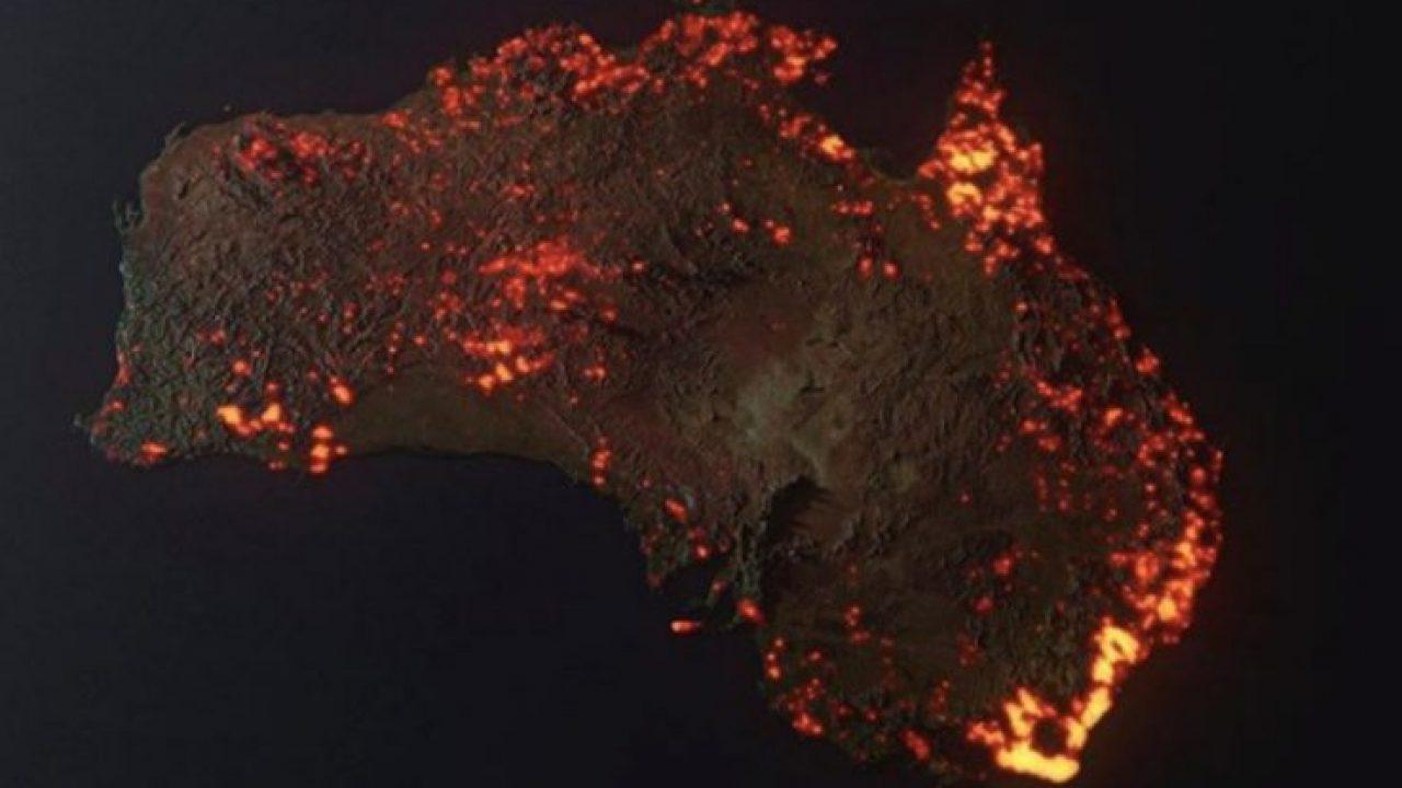 incendios dolosos Australia
