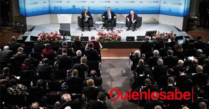 Conferencia de seguridad Munich