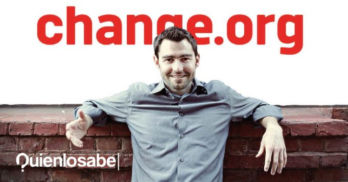 Change.org funciona