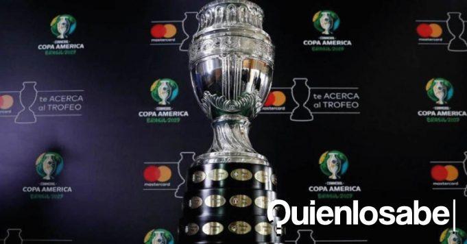 Copa América cancelada
