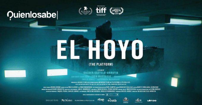 El Hoyo película