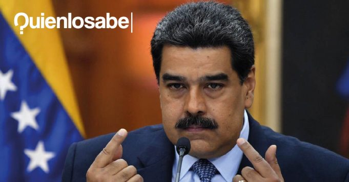 Maduro Estados Unidos Narcoterrorismo