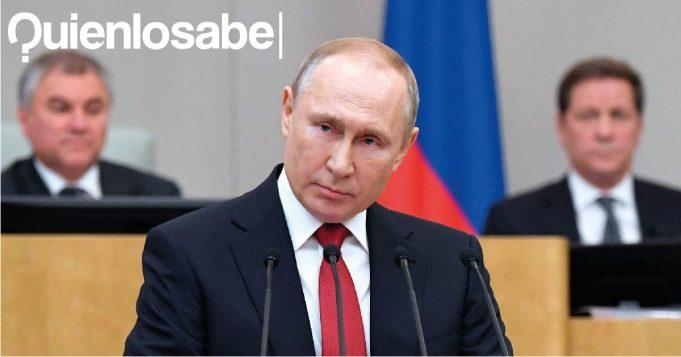 Rusia reforma Putin