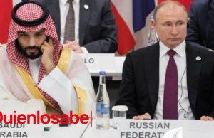 Rusia Arabia Saudita Guerra