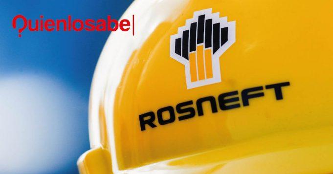 Por qué Rosneft petrolera