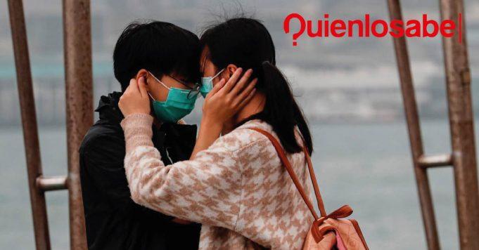Amor en tiempos coronavirus