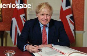 Boris Johnson primer ministro coronavirus