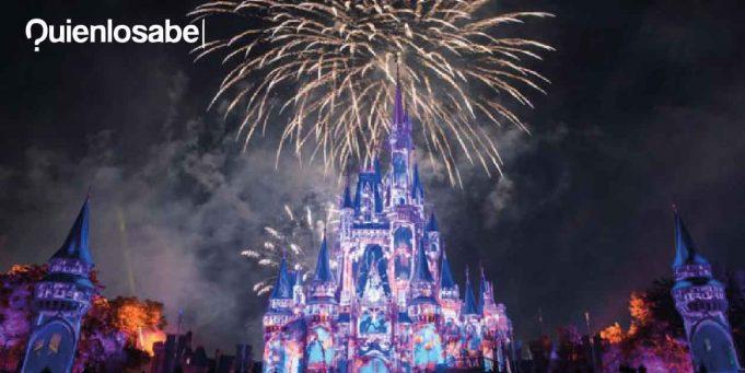 Walt Disney world en vivo