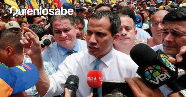 Venezuela plan de transición.