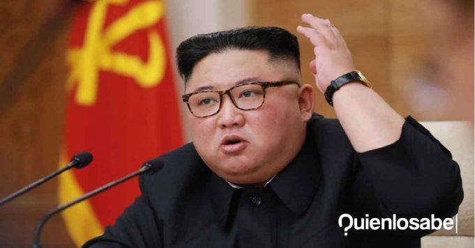 Kim Jong Un enfermo