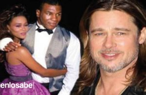 Mike Tyson y Brad Pitt historia