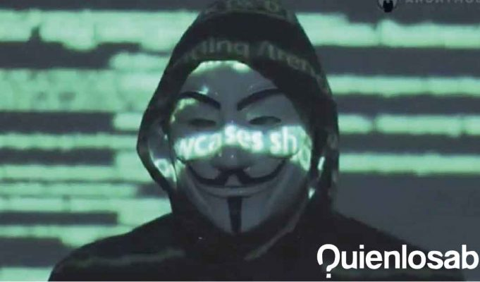 Anonymous 2020 video