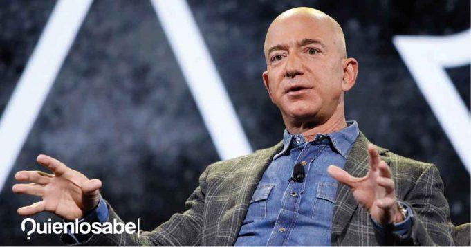 Jeff Bezos trillonario