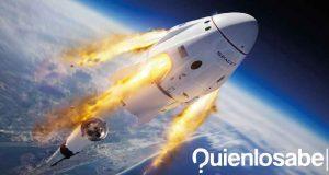 SpaceX lanzamiento