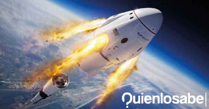 SpaceX lanzamiento