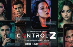 Control Z serie Netflix