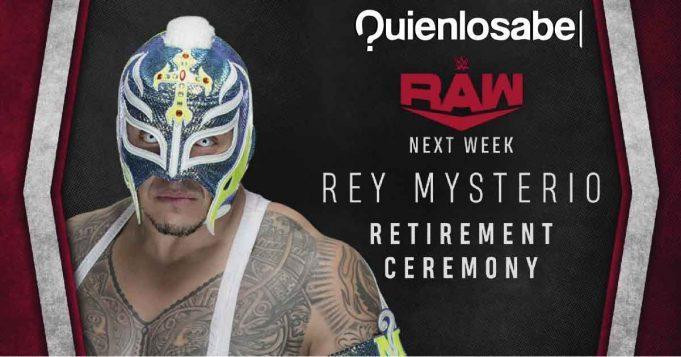 Rey Misterio WWE