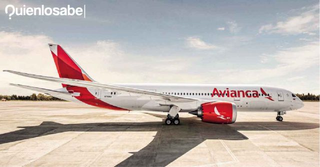 Salvar Avianca