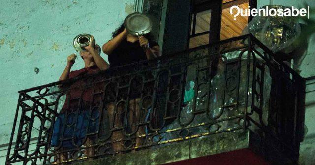 Argentina cacerolazo presos