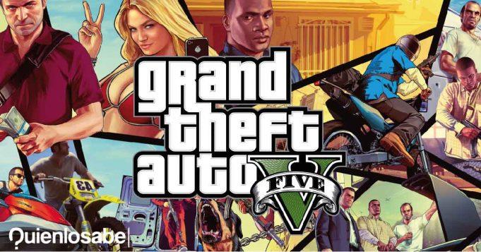 Epic Games GTA V