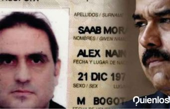 Alex Saab historia