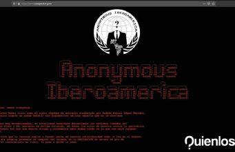 Anonymous Iberoamérica