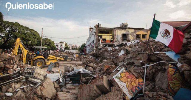 Động đất ở Mexico