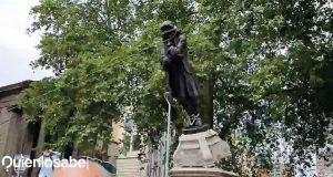 Edward Colston estatua