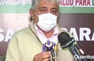 Ministro Bolivia Thanos