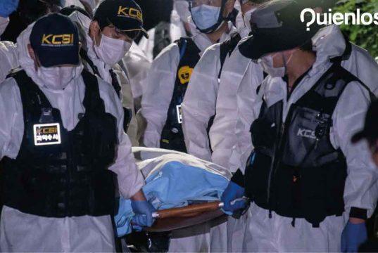 Burgemeester van Seoul dood