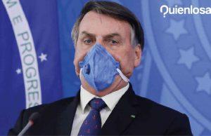 Bolsonaro positivo covid-19