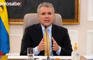 Gobierno Duque extiende cuarentena