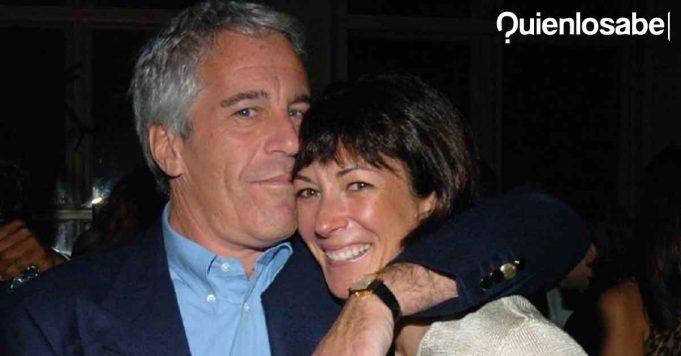 Ghislaine Maxwell caso Epstein