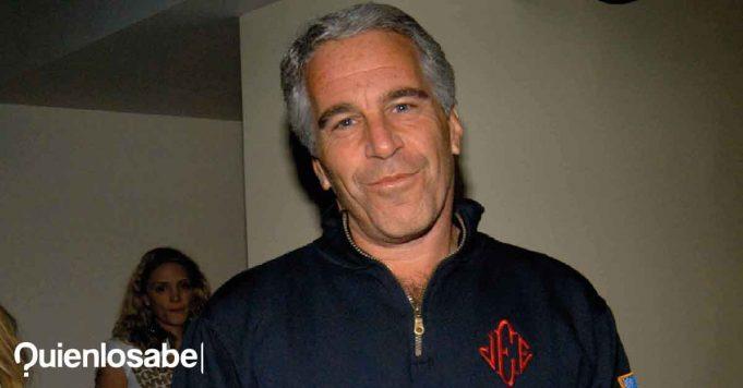 effrey Epstein agente CIA