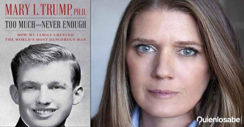Cartea Mariei Trump dezvăluie totul despre unchiul ei ...