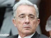 Álvaro Uribe Vélez detención