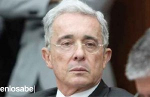 Álvaro Uribe Vélez tilbageholdelse