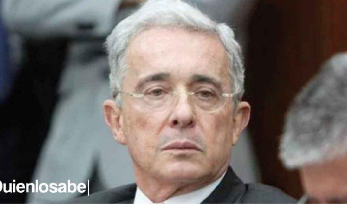 Álvaro Uribe Vélez bị giam giữ