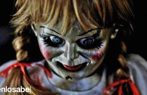 Поддельная кукла Annabelle