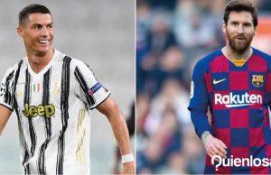 Cristiano Ronaldo al Barcelona