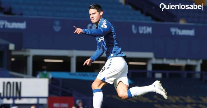 Everton James Rodriguez