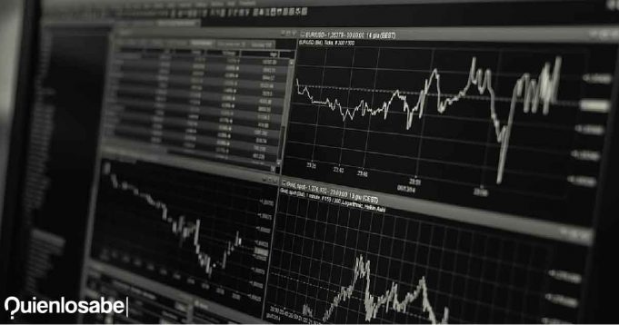 Caída bolsa de valores