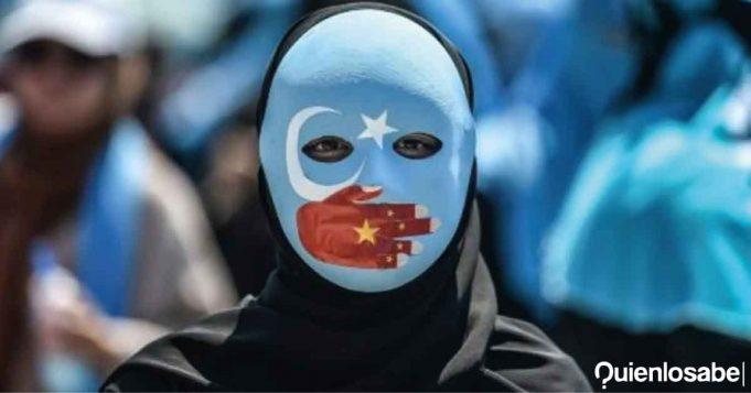 China campos de concentración