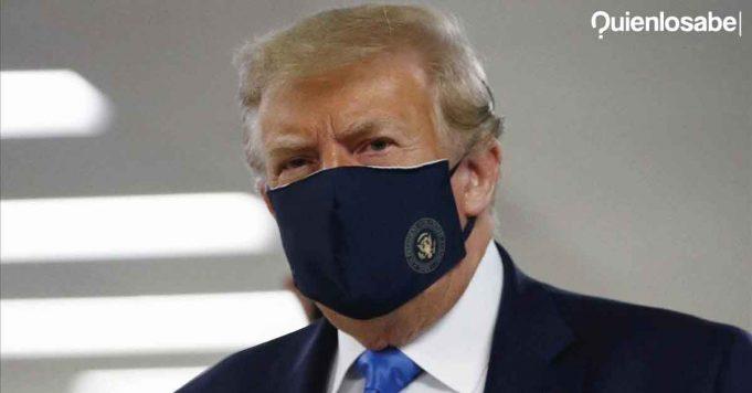 Donald Trump contagiado coronavirus